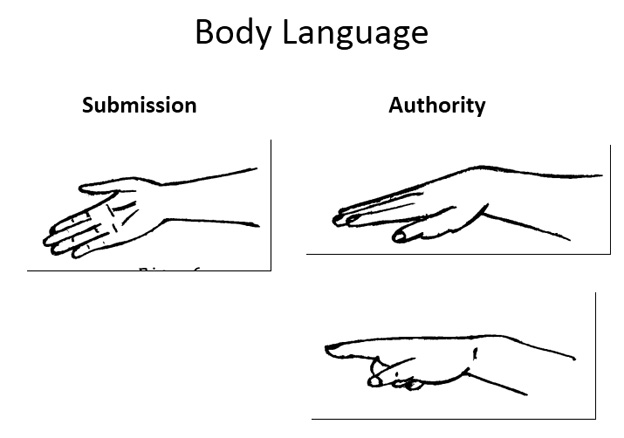 body-language