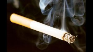 Smokers also suffer from low self-confidence